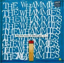 The Whammies-Play the Music of Steve Lacy, Vol. 2 CD NEW