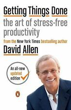 Getting Things Done: The Art of Stress-F