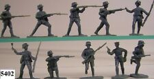 Armies in plastic 5402-WW1 tedeschi in STALHELM ELMETTO FIGURE IN PLASTICA KIT