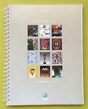 Pequeno Formato Agenda 1993 Galeria Colibri Luigi Marrozzini Art Puerto Rico