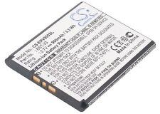3.7 V batteria per Sony-Ericsson Yari, K660i, W715, Idou Aino Naite, Z750, G700, M