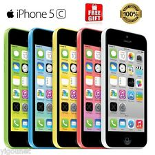 IPHONE 5C 8GB A1456 4G LED 8MP Smartphone Siri Dual-core Teléfono Móvil Blanco