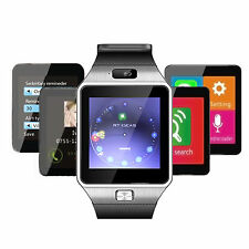 New Bluetooth Smart Watch For HTC Samsung Android Phone With Camera SIM Slot
