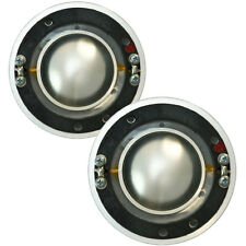 "Pair Radian 1228 Diaphragm Altec 1"" drivers 602 802 806 808 902 MR902 904 908"
