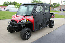 2015 POLARIS RANGER 900 CREW 6 XP EPS LE, CAB, HEATER **SHIPPING STARTS AT $199*