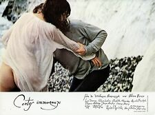 SEXY LISE DANVERS  CONTES IMMORAUX BOROWCZYK 1974 VINTAGE PHOTO LOBBY CARD N°12