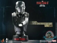 Iron Man 3 Series 2 Iron Man Mark 22 Hot Rod Collectible Bust Hot Toys