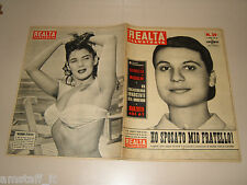REALTA=1955/39=GUIDA ITALIA CATINO=MIRYAM BRU=FILIPPO SAPORITO=TORTORICI GASPARE