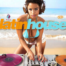 CD Latin House von Various Artists  2CDs