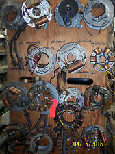 Snowmobile Stators Assemblys for many vintage models