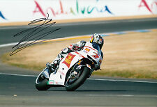 Hiroshi Aoyama MotoGP Hand Signed San Carlo Honda Photo 12x8 5.