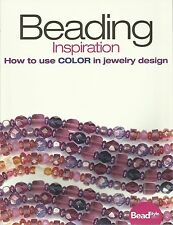 Beading Book BEADING INSPIRATION COLOR IN JEWELRY DESIGN Jewelry Making Book