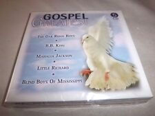 v/a GOSPEL GREATEST-OAK RIDGE BOYS/B.B. KING/MAHALIA JACKSON/LITTLE RICHARD..5CD