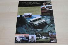 113460) Hummer H1 Prospekt 1997