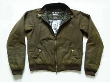 "SUPERB BARBOUR STEVE MCQUEEN "" MERCHANT "" WAX  JACKET - MEDIUM - VGC - £235 NEW"