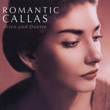 Maria Callas - Romantic Callas | Doppel-CD  EMI RECORDS 2001