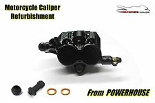 Triumph Tiger 955i rear brake caliper refurbishment service 2004-2006