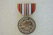 US USA Afghanistan Campaign Medal Military Hat Pin