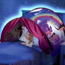Unicorn Fantasy Dream Tents Winter Wonderland Foldable Playhouse Indoor Bed Tent & Pacific Play Tents 19711 PP Rad Racer Tent 77x54x42 | eBay