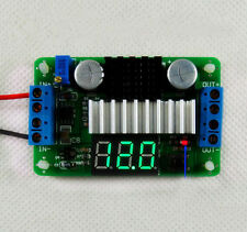 DC-DC LTC1871 Converter 3.5 to 30V 100W Boost Step-up Power Supply Module +LED G