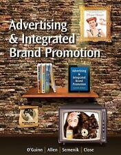 Advertising & Integrated Brand Promotion 7th Ed BOOK & NEW ACCESS CODE
