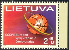 Lithuania 2011 Basketball Championships/Sports/Games/Map 1v (n31978)