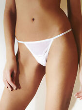 ann summers new  pure lace white polyamide string size 18 bnwt