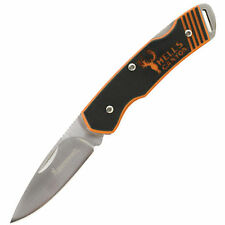 Browning Hell's Canyon G-10 Handle 440 Stainless Lockback Knife 322747