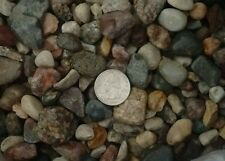 50 lbs  of Natural River and Mountain Rock For Landscaping Garden 3/4 - 1 inch