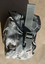 1QT. Canteen/General purpose ACU Digital Camo Pouch - MOLLE II