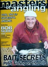 Masters of Angling by Bob Nudd MBE : Bait Secrets - Pell DVD-Brand New Sealed.
