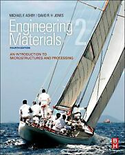 ENGINEERING MATERIALS 2 [97 - DAVID R. H. JONES MICHAEL F. ASHBY (PAPERBACK)