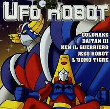 CD UFO ROBOT + Bonus MP3 - cartoni anni 80,90 Goldrake, Mazinger, Mila,Shiro