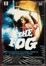 NEW sealed The Fog Video 8 Movie 8mm John Carpenter