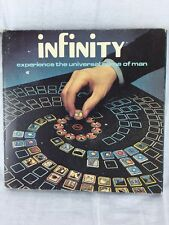 Vintage Infinity Experience the Universal Game of Man 1970's Board Game