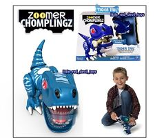 NEW Zoomer Chomplingz Tiger Tail Dinosaur Baby Dino Robot Robotic Toy Bone