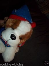 NEW PEPSI PLUSH DOLL FIGURE SODA FOOD & BEVERAGE ADVERTISING  SAINT BERNARD TOY