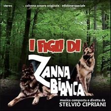 Stelvio Cipriani: Figli Di Zanna Bianca, I (New/Sealed CD)