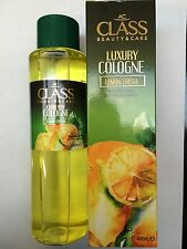 400ML CLASS TRADITIONAL Turkish Lemon Cologne Limon Kolonya Free P&P