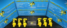 YELLOW JACKETS LS/LQ9/D585 COIL PACKS FOR CONVERSION IN SKYLINE SERIES 1 RB25DET