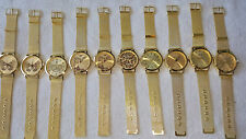 Joblot 20 pcs Mens Mixed design metal wrist strap Quartz Watches new Wholesale 5