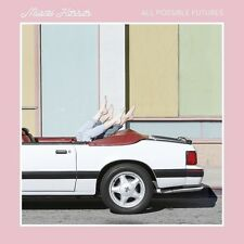 MIAMI HORROR - ALL POSSIBLE FUTURES   2 VINYL LP NEW+