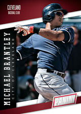 MICHAEL BRANTLEY Indians Team Colors Panini 2014 National Convention