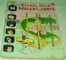 Richie Rich Dollars and Cents 39, VG+ (4.5) 1970, 40% off Guide!
