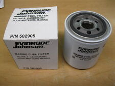 502905 EVINRUDE JOHNSON MARINE FUEL FILTER BOAT PARTS ETEC BRP OMC Spin On