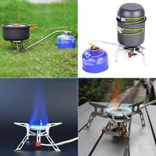 3500W Portable Gas Stove Butane Propane Burner For Camping Hiking Picnic Travel