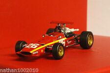 #26 Ferrari 312 F1 1968 Jacky Ickx Diecast Model Formula 1 F1 Car 1/43 IXO