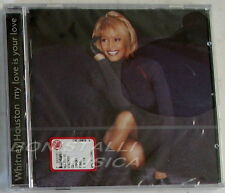 WHITNEY HOUSTON - MY LOVE IS YOUR LOVE - CD Sigillato