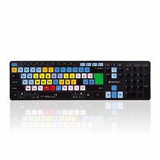 Avid Media Composer Keyboard per PC Slimline Editors Keys Video Montaggio