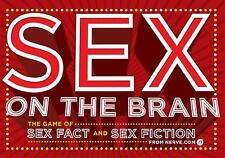 Sex on the Brain: The Game of Sex Fact and Sex Fiction - Nerve.com - Misc. Suppl